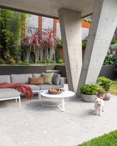 Outside In Alfresco Architecture